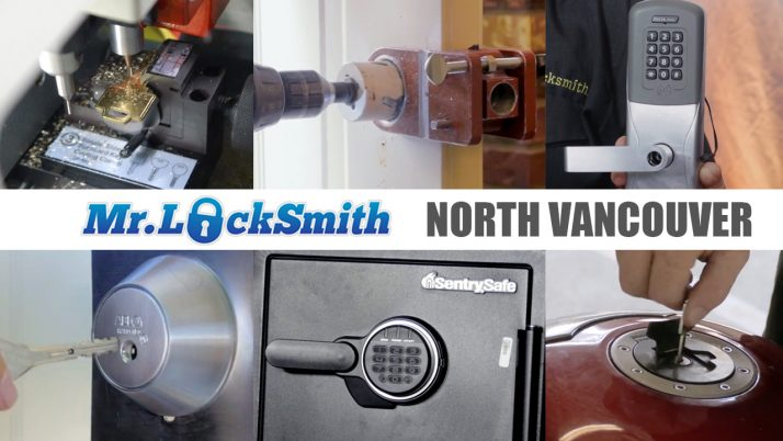 Locksmith North Vancouver
