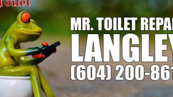 Toilet Repair Langley (604)-200-8617 | Mr. Toilet ™